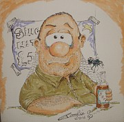 Beer Mixed Media - Gawds gift by Paul Chestnutt