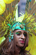 Gay Issues Photos - Gay Pride 6 26 11 Drag Performer by Robert Ullmann