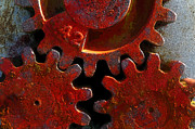 Steal Prints - Gears Print by David Lee Thompson
