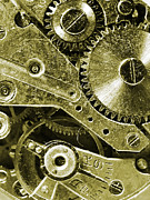 Macro Art - Gears of Time by David Cucalon