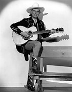 Autry Photos - Gene Autry, 1940s by Everett