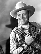 Autry Photos - Gene Autry, Ca. 1946 by Everett