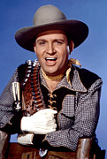 Autry Photos - Gene Autry, Circa 1940s by Everett
