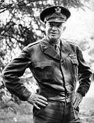 Body Language Posters - General Dwight Eisenhower, Supreme Poster by Everett