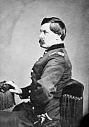 Tntar Prints - General George B. Mcclellan. Portrait Print by Everett