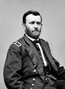 War Hero Photo Posters - General Grant Poster by War Is Hell Store