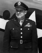 World War 2 Photos - General Jimmy Doolittle by War Is Hell Store