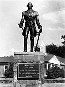 Commission Sculptures - General Lafayette by Frank Varga