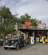 2009 Prints - General Store, 2009 Print by Granger