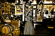 Harpers Ferry Prints - General Store Harpers Ferry Print by Bill Cannon
