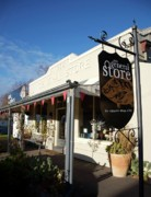 Gippsland Prints - General Store Print by Lee Stickels