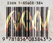 Barcode Prints - Genetic Individuality Print by Christian Darkin
