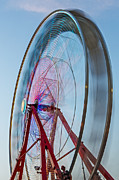 State Fair Photo Prints - Gentle Giant Print by Susan Candelario