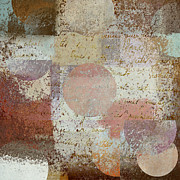 Abstract Brown Posters - Geomix - 16c3dt2d2 Poster by Variance Collections