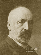 Theory Prints - Georg Cantor, German Mathematician Print by Science Source