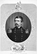Brinton Photos - George Brinton Mcclellan by Granger