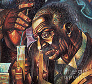 Carver Posters - George Carver, African-american Botanist Poster by Science Source