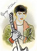 George Harrison - 3 Print by GooDaCool Gallery