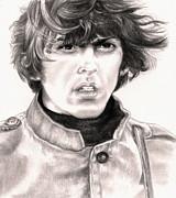 George Print by Kathleen Kelly Thompson