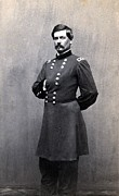 Auto Add Lbd Posters - George Mcclellan 1826-1885 In 1861 When Poster by Everett