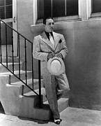 White Tie Prints - George Raft, Paramount Pictures, 1930s Print by Everett