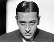 Jomel Files Posters - George Raft, Paramount Pictures, 1933 Poster by Everett