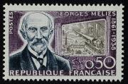 Director Prints - Georges Melies (1861-1938) Print by Granger