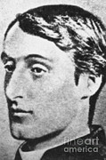 Manley Art - Gerard Manley Hopkins by Science Source