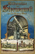European Artwork Posters - German Astronomy Atlas, 1882 Poster by Detlev Van Ravenswaay