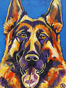 Ilene Richard - German Shepherd