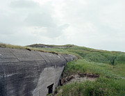 Dk Prints - German WW2 Bunker  Print by Jan Faul