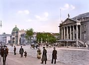 Photochrom Photos - Germany, Opera, Berlin, Photochrom by Everett