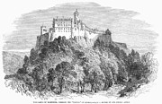 1862 Photos - Germany: Wartburg Castle by Granger