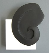 Black And White Sculpture Originals - Germination by Benoit Forest
