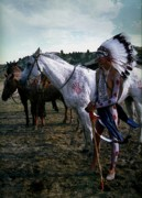 Montana Digital Art - Geronimo by Kay Sawyer