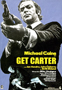 Carter Art - Get Carter, Michael Caine, 1971 by Everett