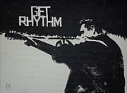 Get Rhythm Print by Pete Maier
