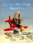 Illustration Painting Originals - Gettin My Ship Together by Ben  Bensen III