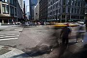 Crosswalk Photos - Getting Somewhere by Sven Brogren