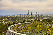 Getty Photos - Getty Museum V by Chuck Kuhn
