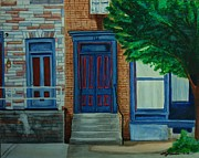 LJ Newlin - Gettysberg Brownstones