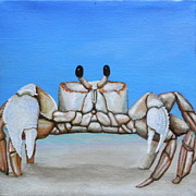 Cindy D Chinn - Ghost Crab