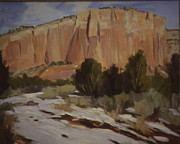Tags: Plien Aire Paintings - Ghost Ranch New Mexico by Thomas Wezwick