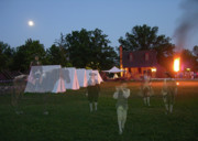Historical Reenactments Photos - Ghosts in Williamsburg by Firecrackinmama Boom Boom Boom