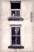 Old House Photos - Ghosts by Marion Galt