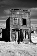 Wooden Building Posters - Ghosts of Bodie  Poster by Matt MacMillan