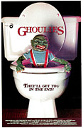 1980s Framed Prints - Ghoulies, Poster, 1985 Framed Print by Everett