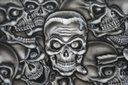 Terry Stephens - GI Joe Skull