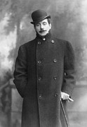 Bsloc Photos - Giacomo Puccini 1858-1924 Italian Opera by Everett