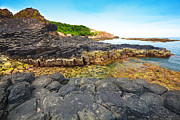Basalt Posters - Giants Causeway. Poster by MotHaiBaPhoto Prints